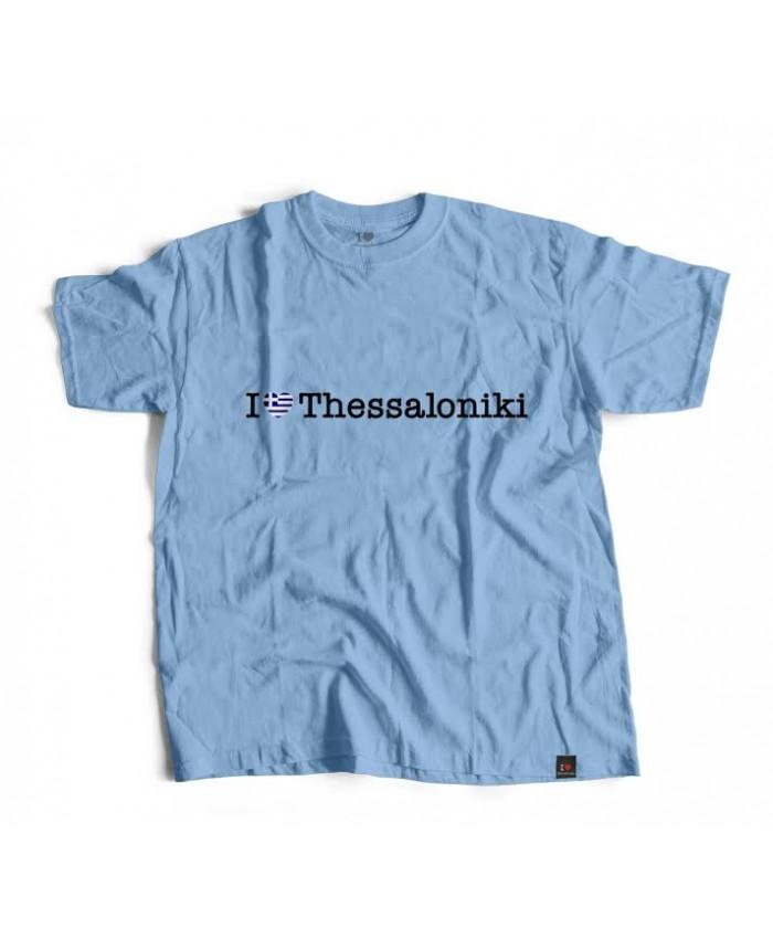 T-shirt Ελληνική Καρδιά