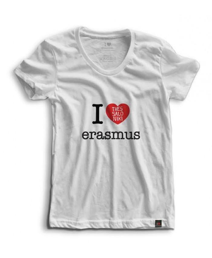 T-shirt Erasmus