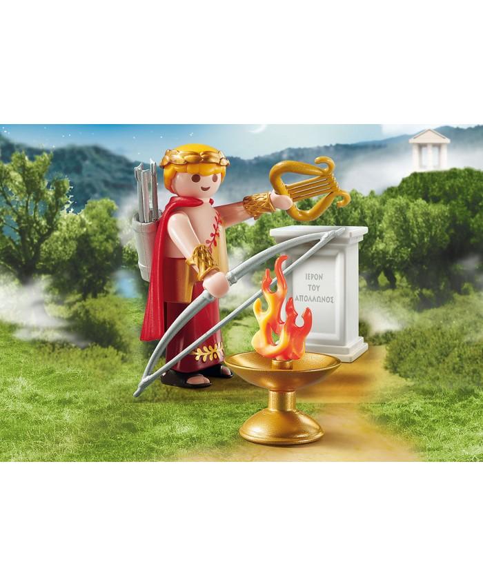 PLAYMOBIL Θεός Απόλλων