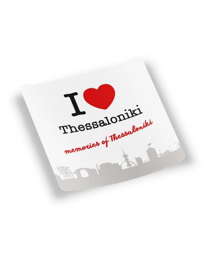 Αυτοκόλλητο Memories of Thessaloniki
